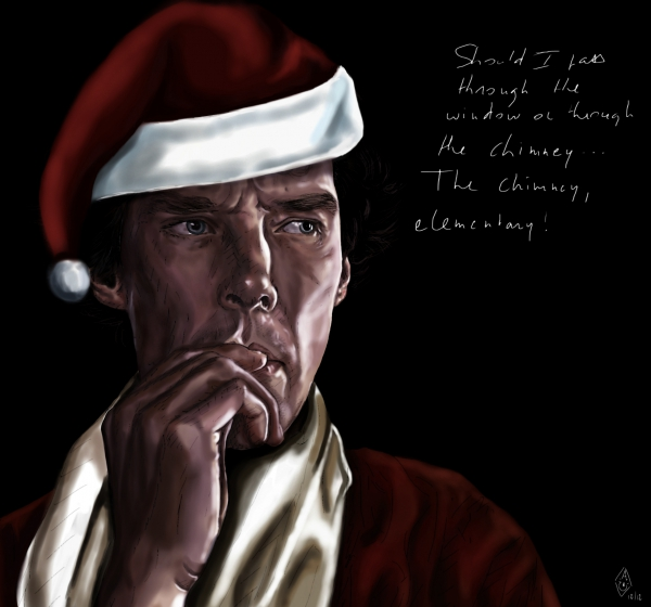 Santa Claus by Bilou020285